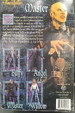 1999 Buffy the Vampire Slayer Action Figure Series 1 - The Master