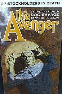 Stockholders in Death (The Avenger #7)