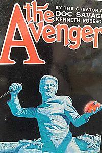 The Blood Ring (The Avenger #6)