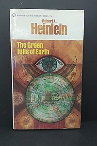The Green Hills of Earth (Signet SF, T3193)