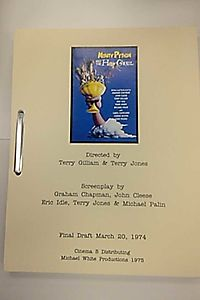 Monty Python: The Holy Grail Screenplay - Final Draft March 20, 1974