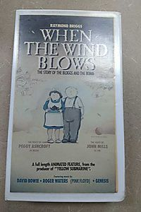 When the Wind Blows [VHS]